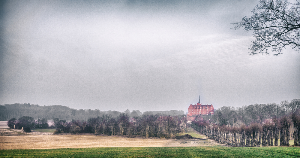 Once upon a time in the haze Read about Tranekær Castle Comments