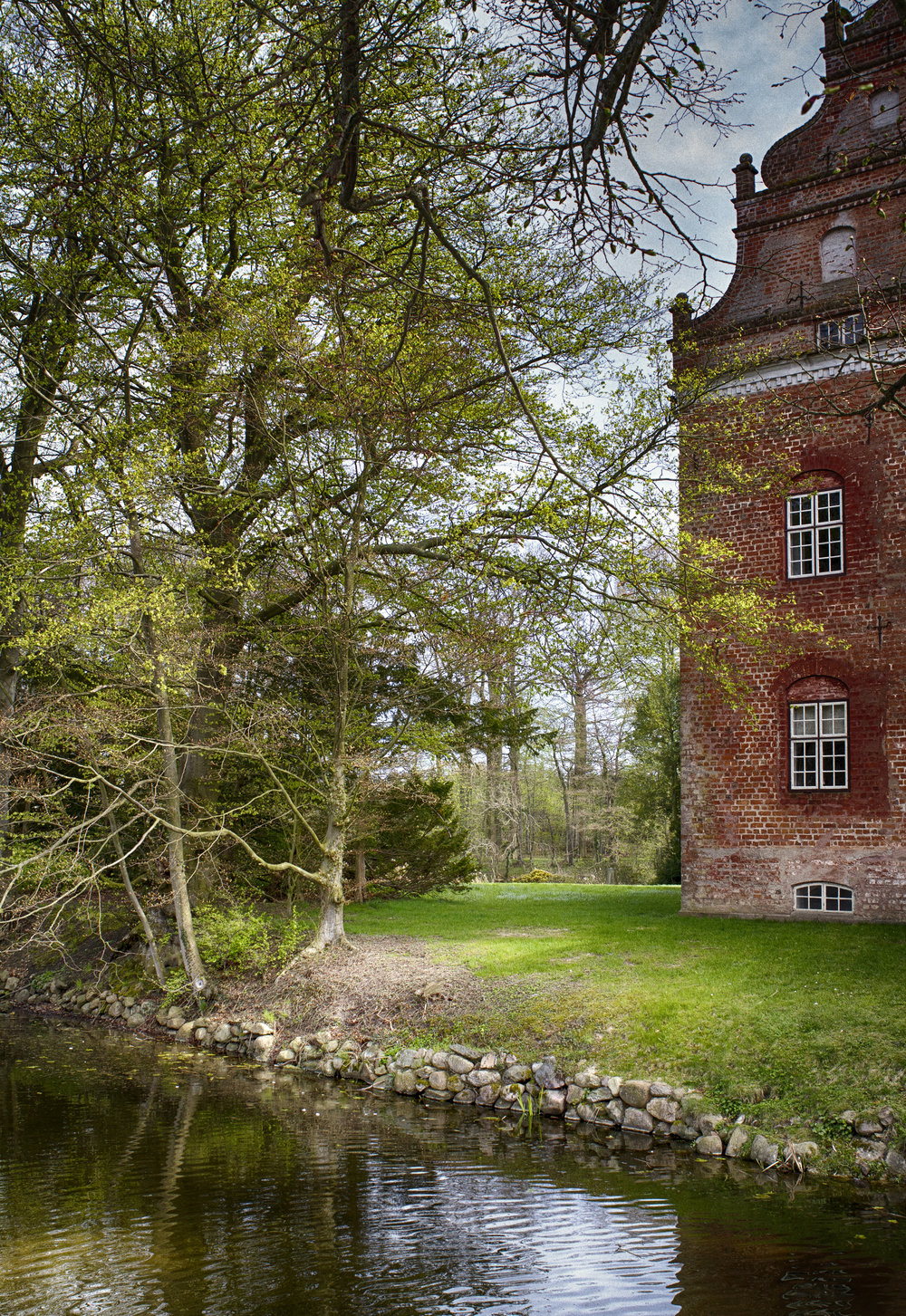 Around the corner Broholm Castle Read about Broholm Castle Comments