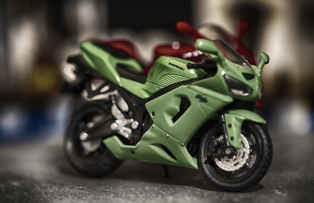Kawasaki Comments