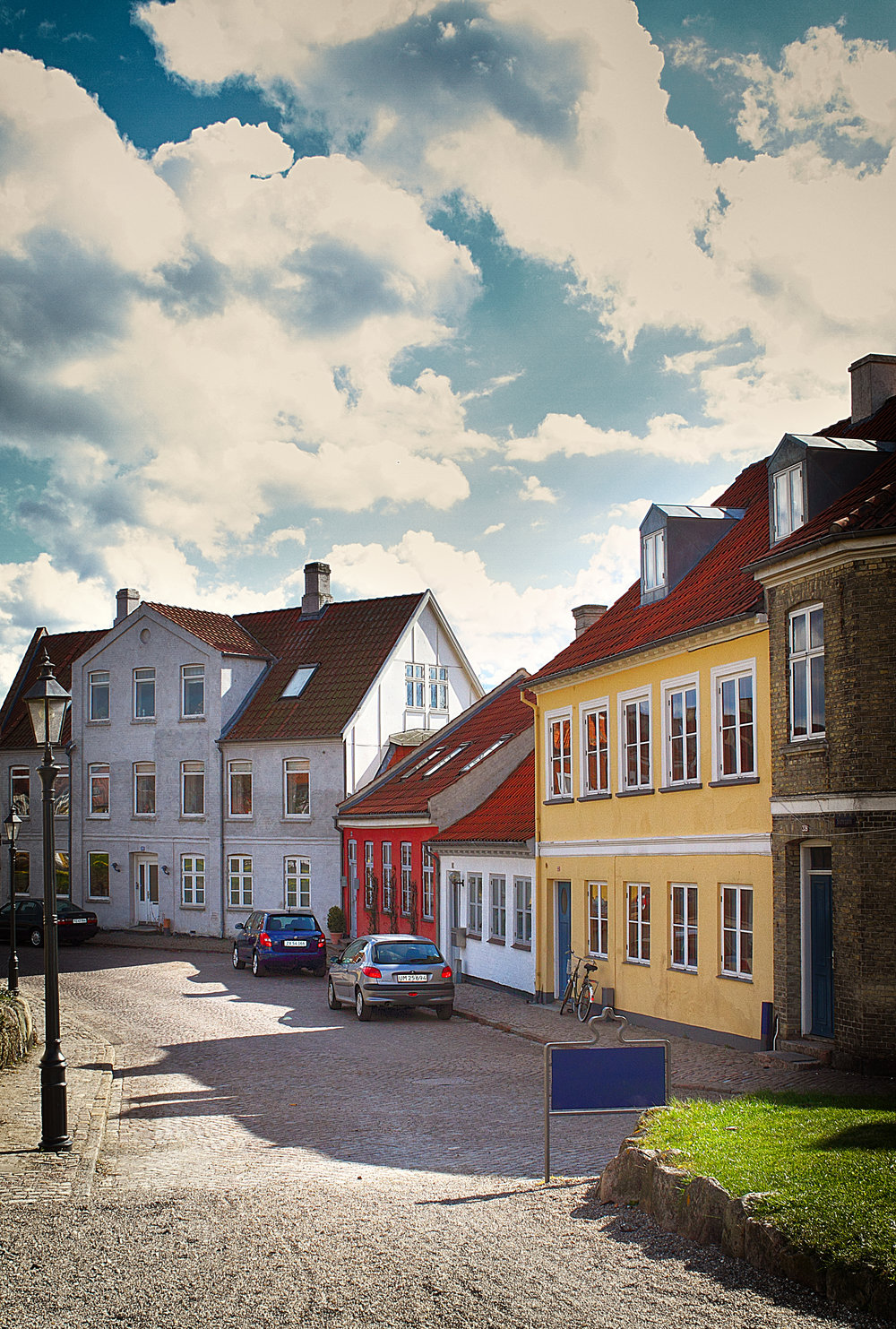 A walk in Nyborg streets Comments