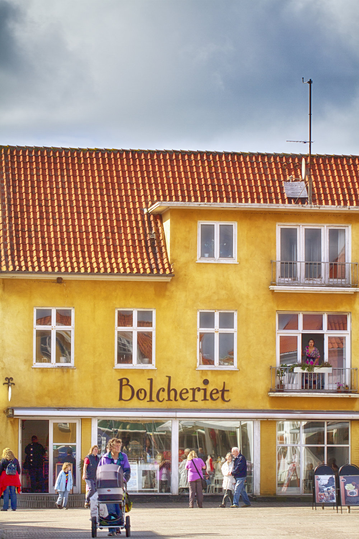 Bolcheriet candy shop Løkken Comments