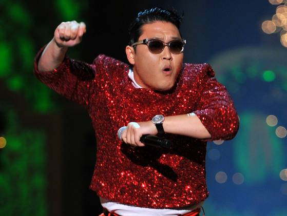 "The awesomeness of ""Gangnam Style"" has willed my suspension of belief regarding his anti-American comments."