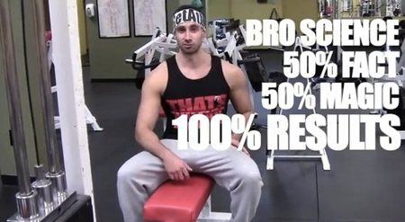 """Sorry brah....""""bulking"""" with Doritos is just called laziness."""