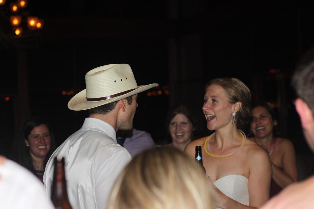 Dat. Cowboy. Hat.