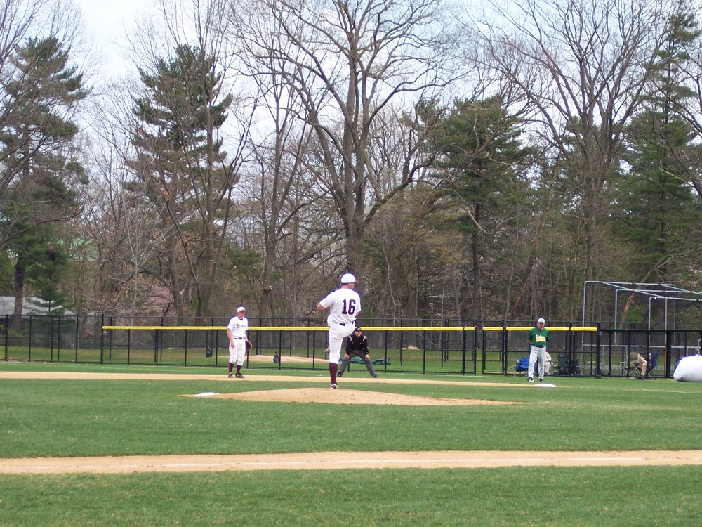 Vassar vs. Skidmore, circa 2008. Not pictured: the gaggle ofhipsters in left field.
