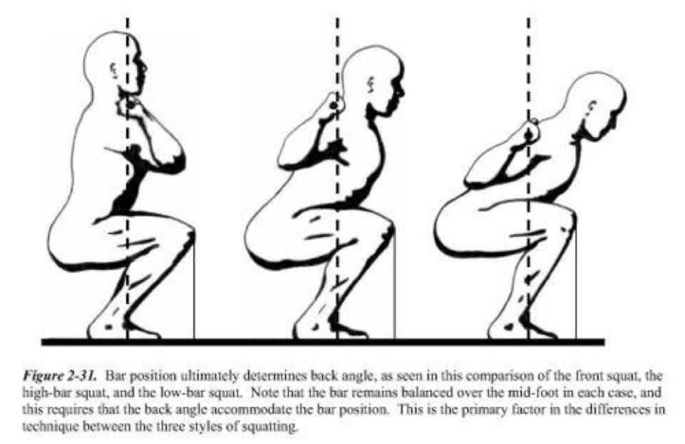 Squats, squats, squats.