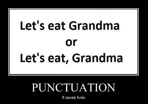For my fellow grammar and English nerds.