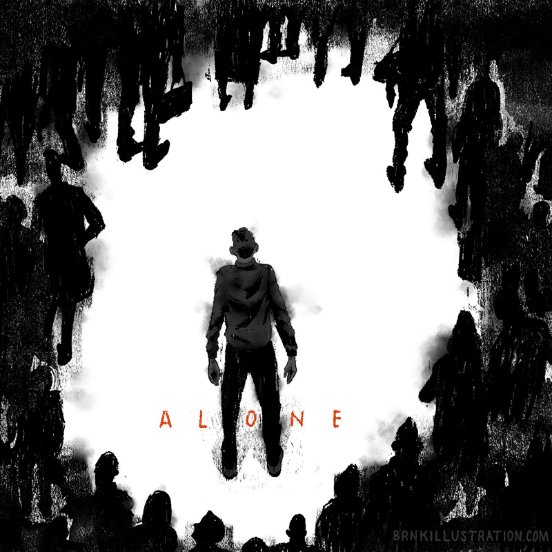 Fear Series: Alone