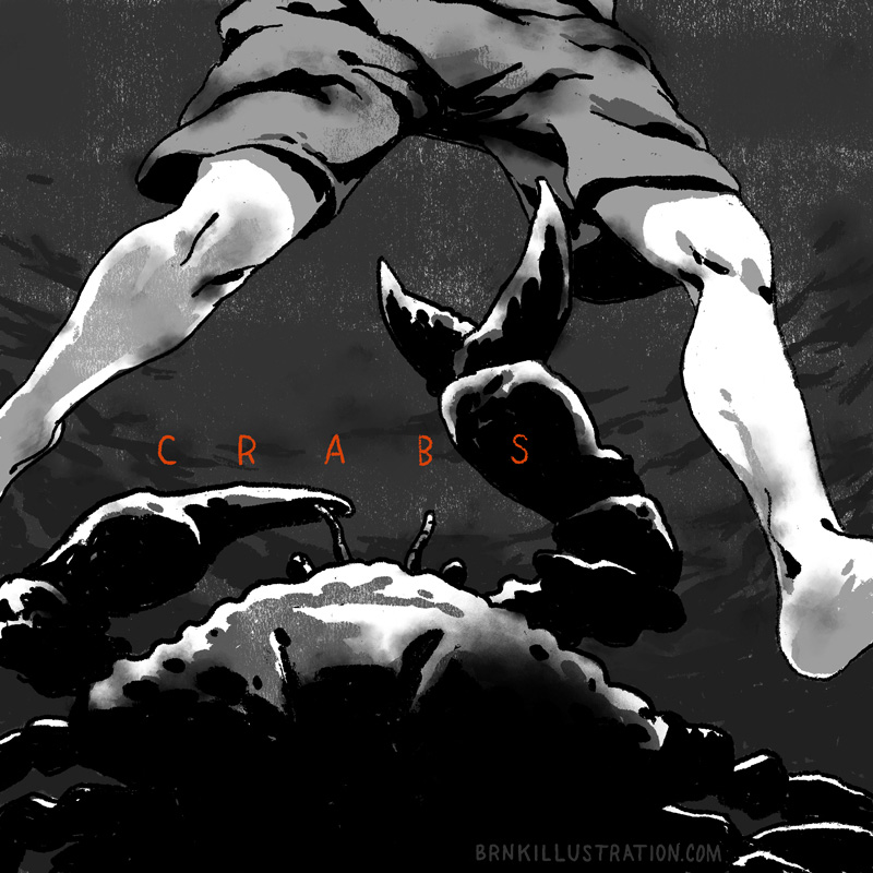 Fear Series: Crabs