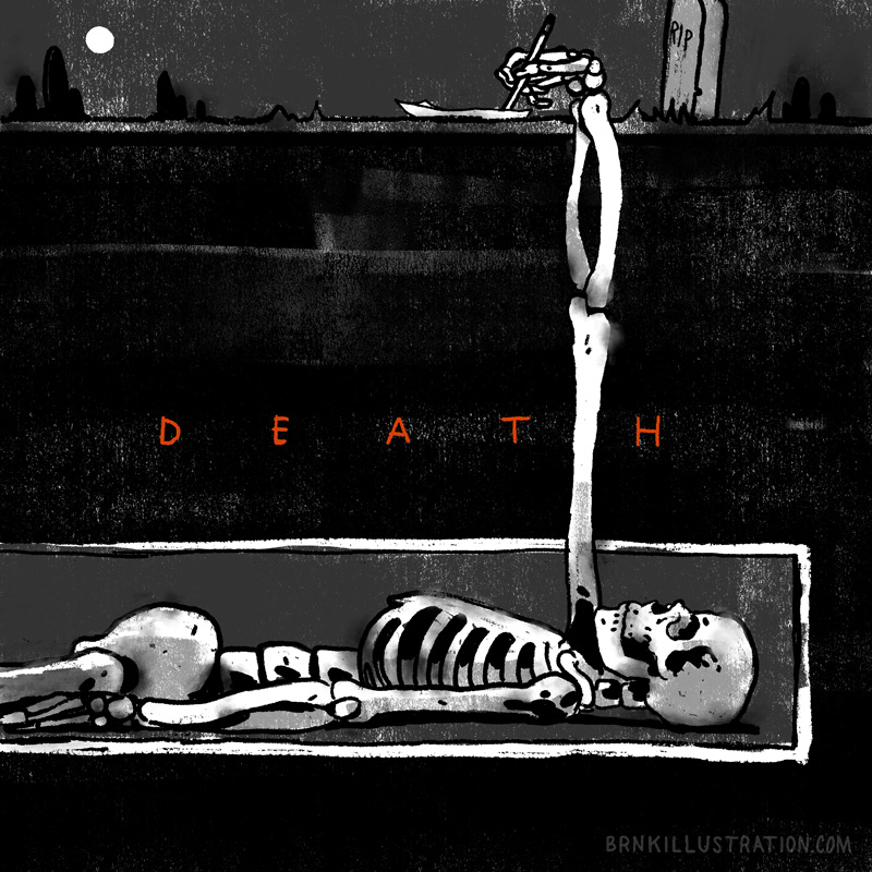 Fear Series: Death