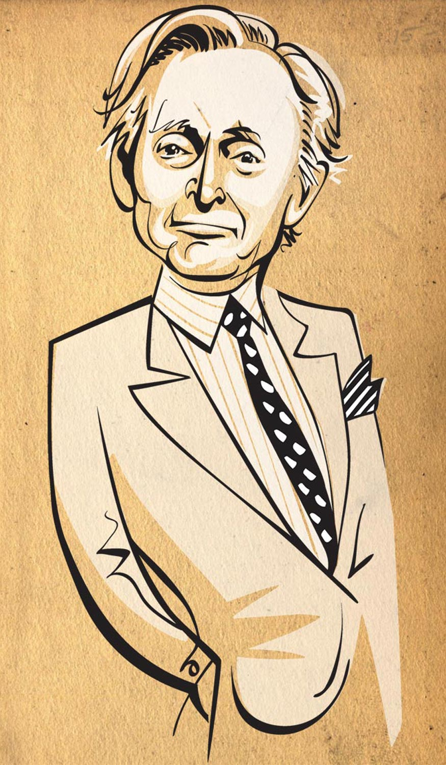 Tom Wolfe,  Intelligent Life Magazine