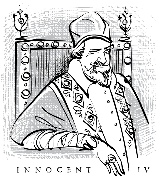 Pope Innocent (?) IV