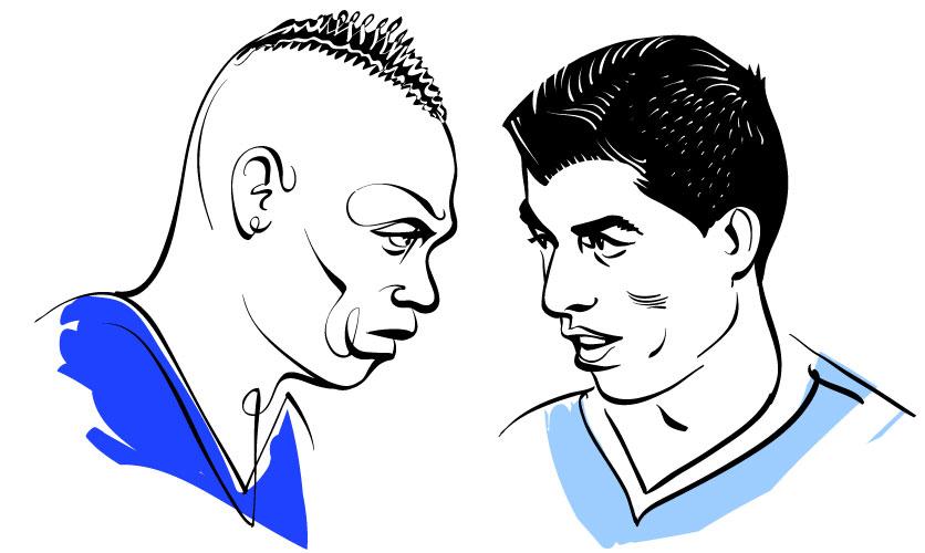 Blue vs Blue