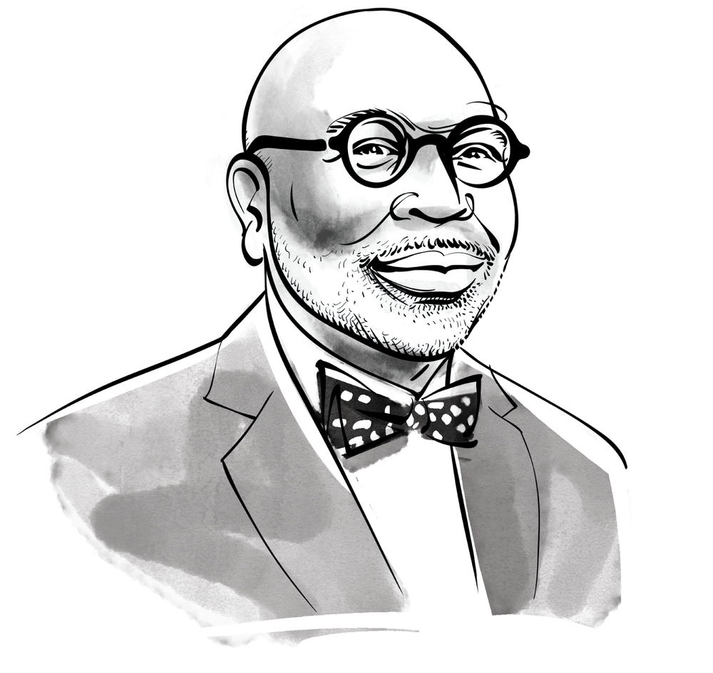Dr. Willie Parker - I like this face, he exudes great humanity