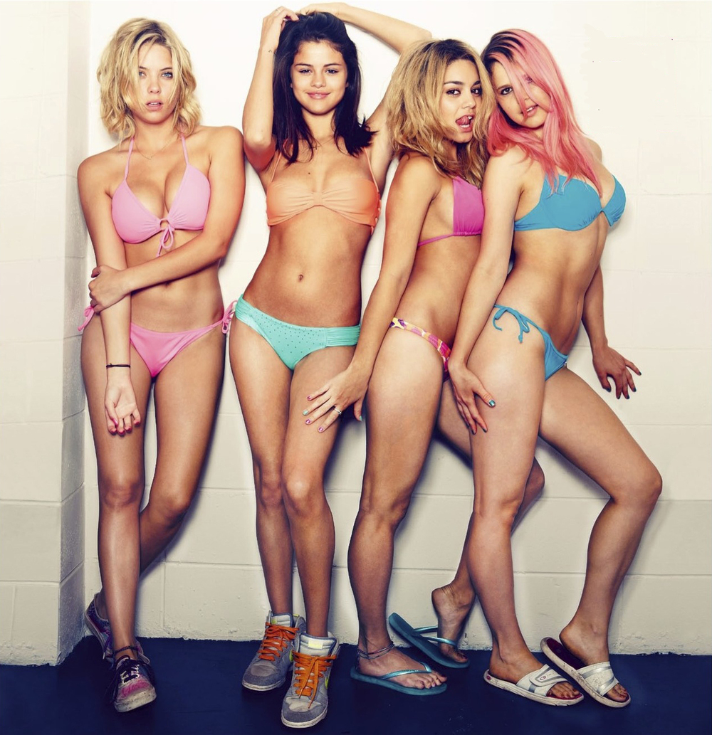 "This is literally the first image that popped up when I Googled ""Spring Breakers"""