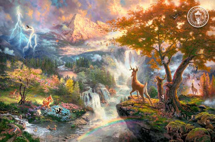 kinkade-2010-bambis-first-year-1st-art-disney-thomas.jpg