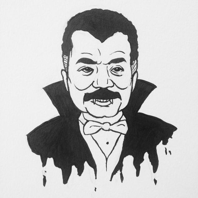 Vampire Degrasse Tyson