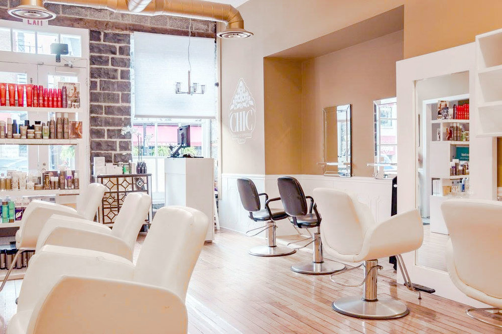 Hair Salon - We carry what we believe to be the best products available because you deserve the very best.
