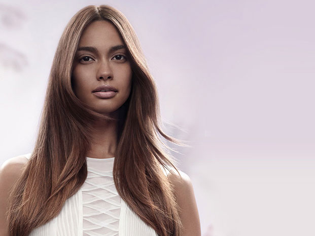 Straightening/Smoothing Treatment   The most effective hair straightening system for damaged hair, Magic Sleek has been developed with many natural ingredients found in the Amazon rainforest; these components are rich in Omega 3 and Omega 9 unsaturated fatty acids, which offer nutrition to the hair.