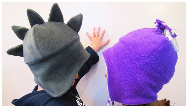 Sewing for the Season: Winter hats for Kids — A Sewing Journal
