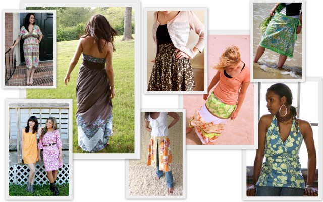Round Up: Boho Sewing Patterns — A Sewing Journal