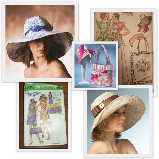 1ac93efb6e0 Sew A Summer Hat (Pattern Round-Up) — A Sewing Journal