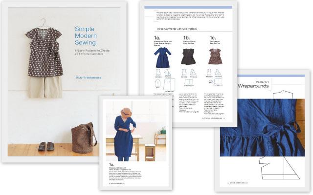 Simple Modern Sewing by Shufu-To-Seikatsusha — A Sewing Journal