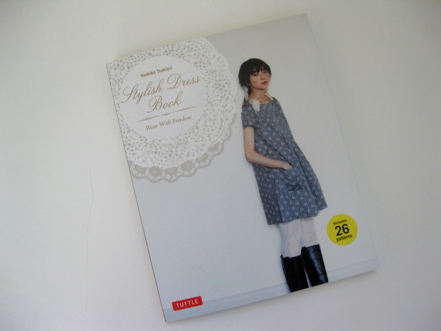 Book Review: Stylish Dress Book — A Sewing Journal
