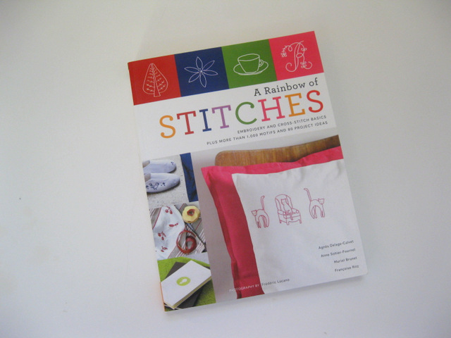 Book Review: A Rainbow of Stitches — A Sewing Journal