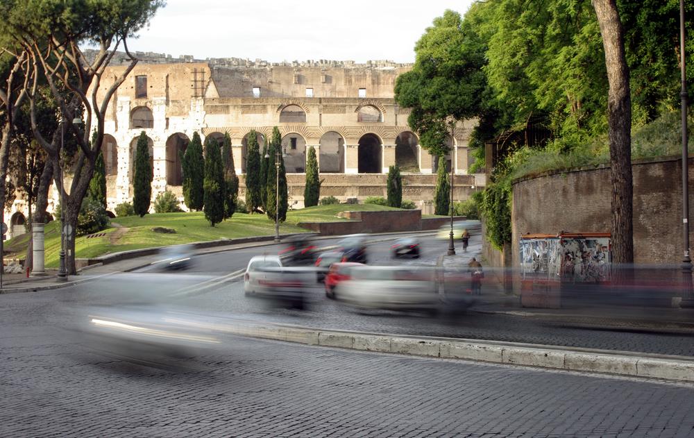 Summertime Rome