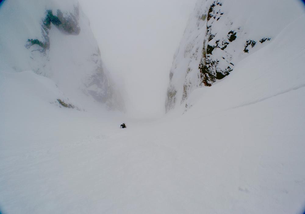 Banff Couloir
