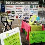 Creative LIME set up Bikes Against Bullies.jpg