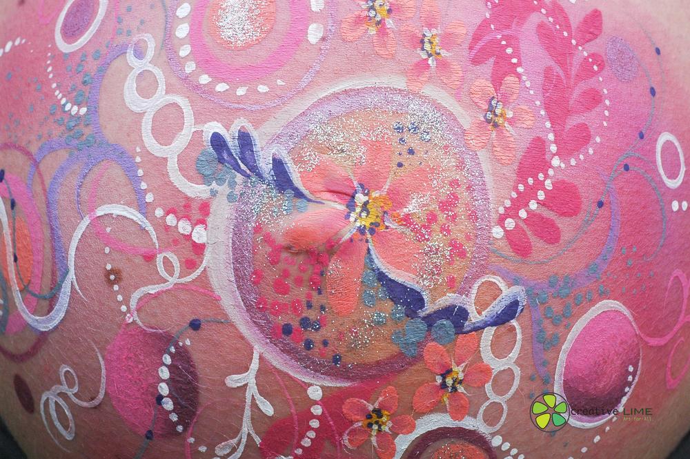Creative LIME - Belly Painting Stephanie-4.jpg