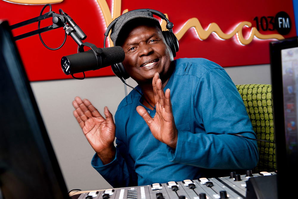 South African Radio Veteran Grant Shakoane joins Vuma 103 FM after spending time away from the airwaves to look after his family. You can catch him on Sundays from 12:00pm-15:00pm as he brings bliss to your Sunday afternoons.
