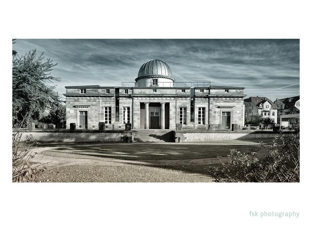 Historische Sternwarte Göttingen 1