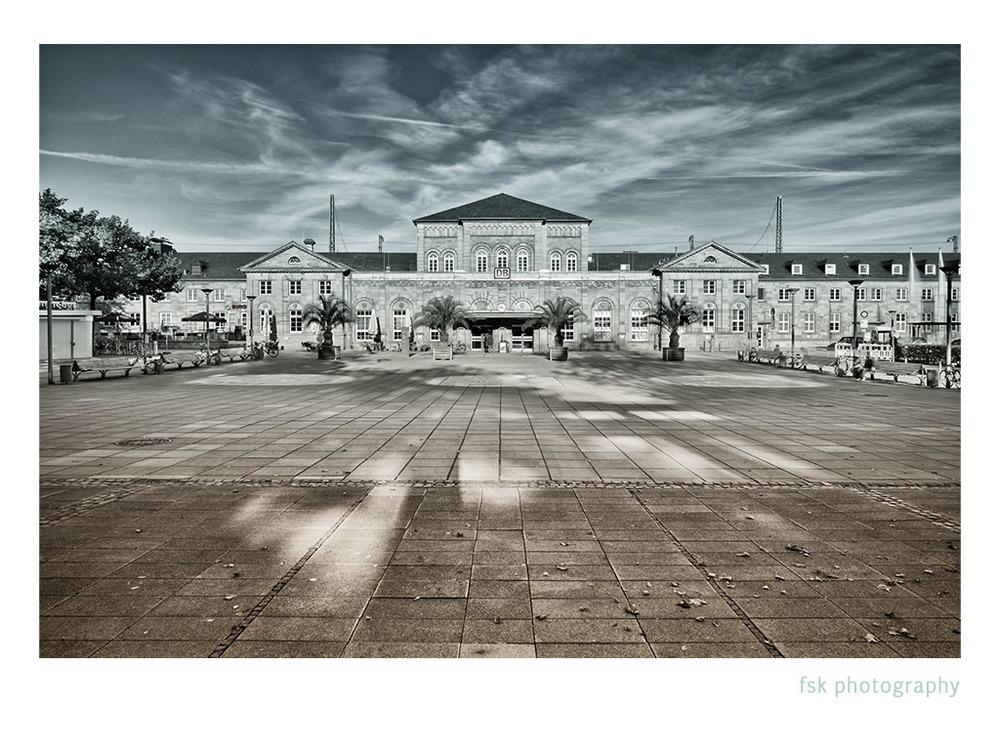 Bahnhof Göttingen