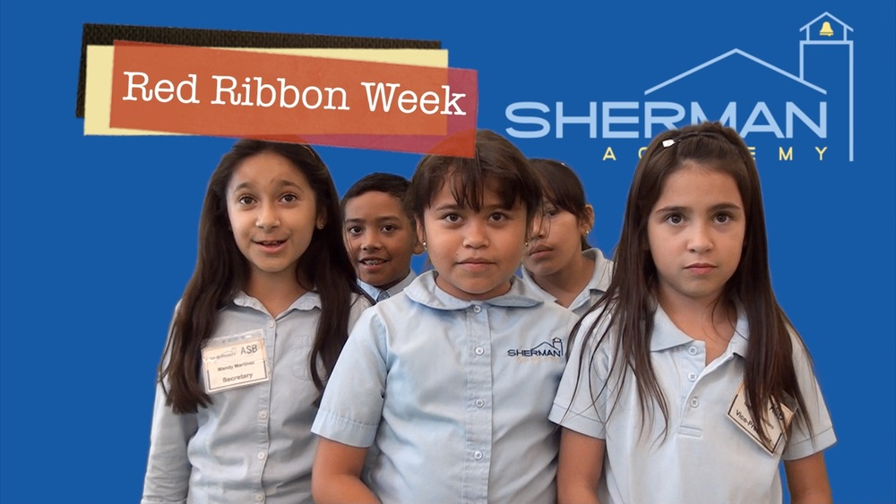 Sherman News: October 22, 2012 Red Ribbon Week
