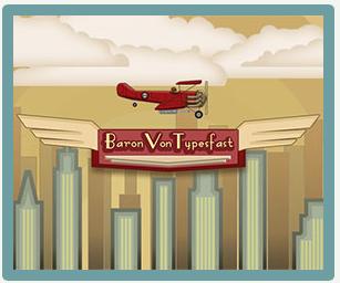 Image result for baron von typefast
