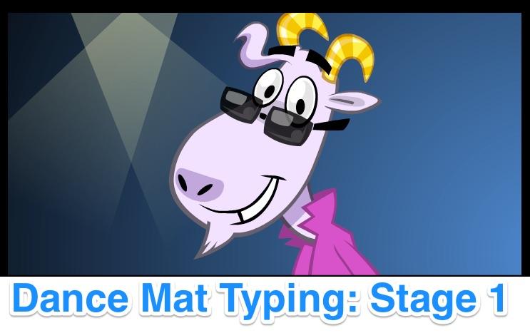 Bbc schools dance mat typing level 1 stage 2 reanimators