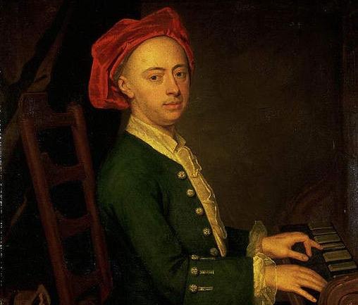 Listen to Handel's Dixit Dominus here.