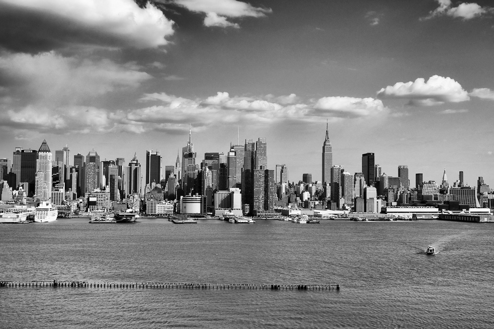 NYC across the Hudson