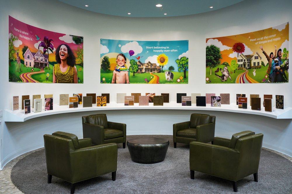 Sales Center Area