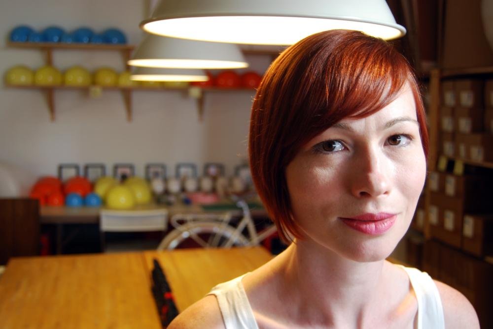 Designer Jessie Phillips Andersen
