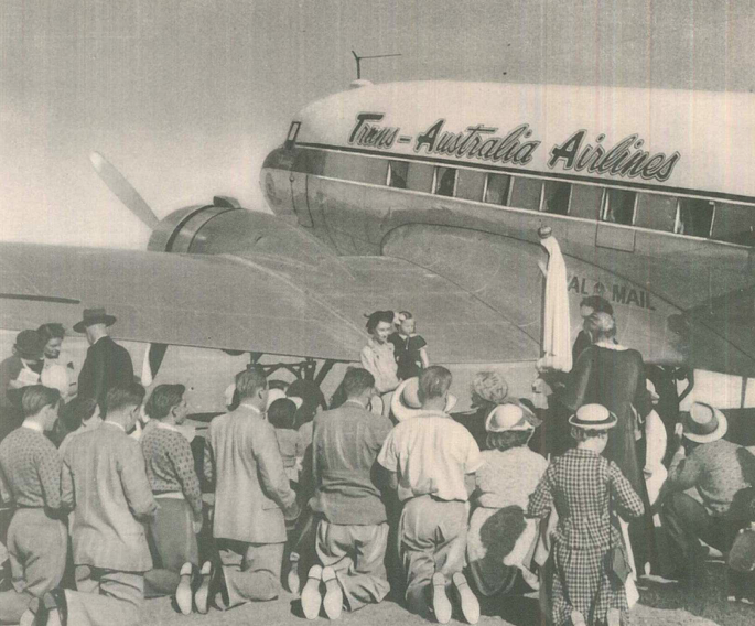 A Virgem de Fátima na Austrália (Outubro 1951).