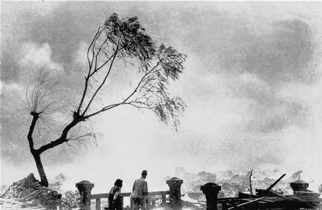 Yamahata Yôsuke, Nagasaki, 10 de Agosto 1945.