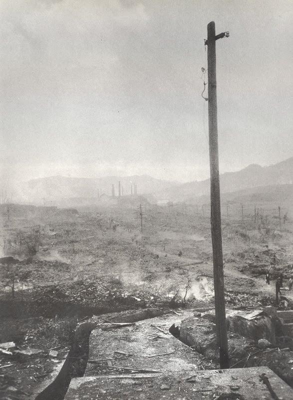Yamahata Yôsuke, Nagasaki, 10 de Agosto 1945