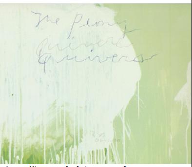 Detalhe 2 ,   Untitled (Peony Blossom Paintings).