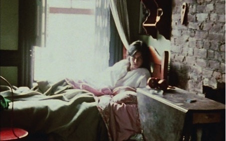 La Chambre , Chantal Akerman, 1972.
