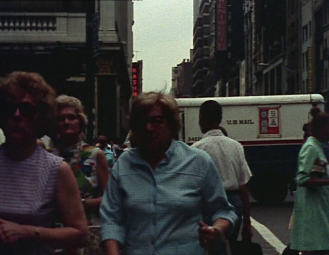 Hotel Monterey , Chantal Akerman, 1972.