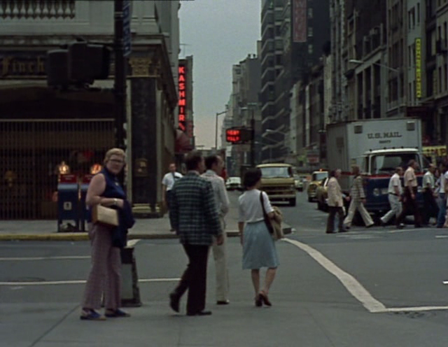 News from Home , Chantal Akerman, 1976.